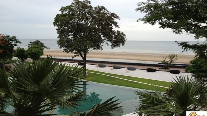 Stunning 3 Bed Hua Hin Penthouse With Spectacular Sea View