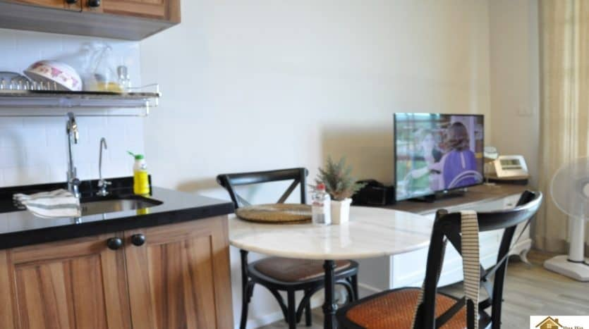 Resale 1 Bed Hua Hin Condo In Takiab Close To Beach