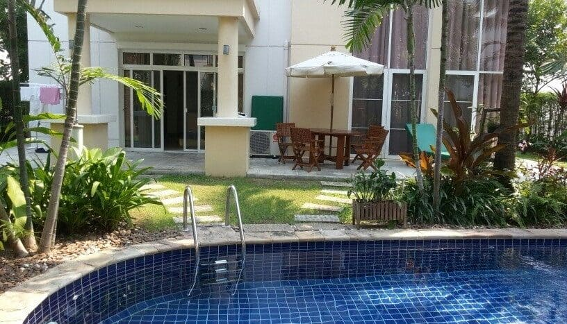 Spacious 4 Bedroom Villa Located At Sheraton Hua Hin