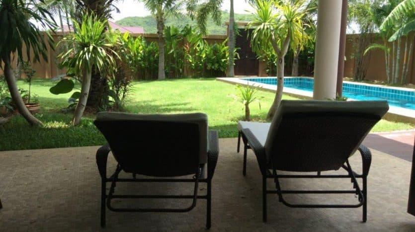 Bargain 3 Bed Resale Pool Villa In Pak Nam Pran Inc. Speedboat