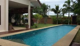 Bargain 3 Bed Resale Pool Villa In Pak Nam Pran Inc. Speedboat