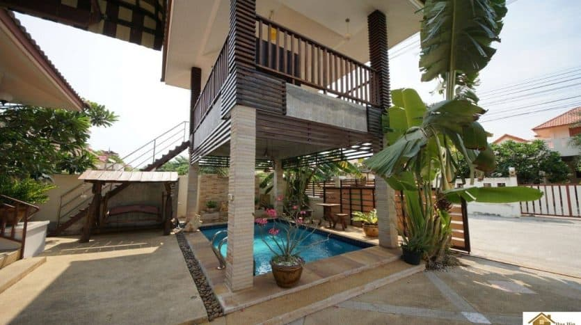 Great Value Hua Hin Resale Pool Villa In Prime Location