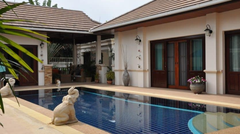 Hua Hin Hillside Hamlet Resale Pool Villa - Great Location