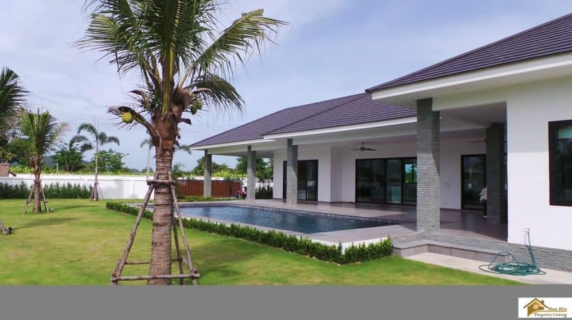 Highland Private Pool Villa Hua Hin – Top Quality Finish