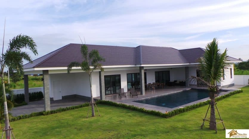 Highland Private Pool Villa Hua Hin - Top Quality Finish