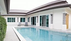 Hua Hin Grand Hill Pool Villa – Brand New Villa Project