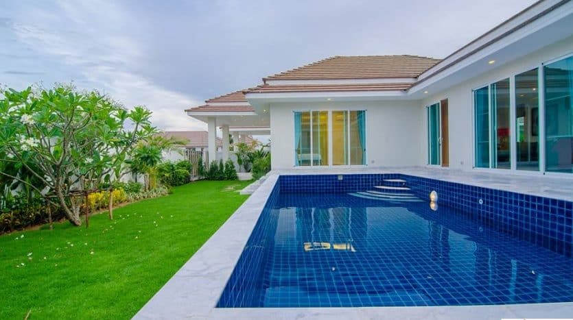 Riverside Hua Hin - New Housing Project By Red Mountain Hua Hin