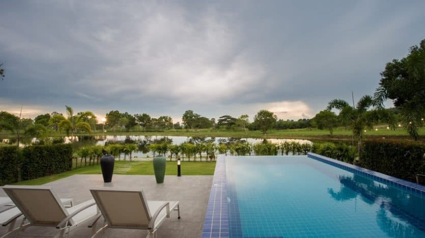 Sanctuary Lakes Hua Hin Offering Stunning Views & Quality