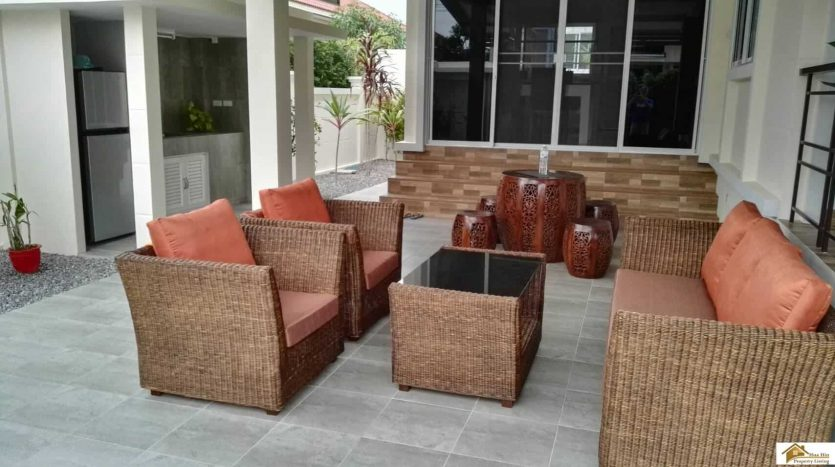 Well Maintained 3 Bed Private Pool For Sale Hua Hin