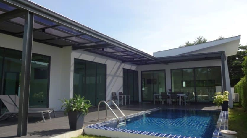 Ban Phu Montra – 3 Affordable Properties For Sale Hua Hin