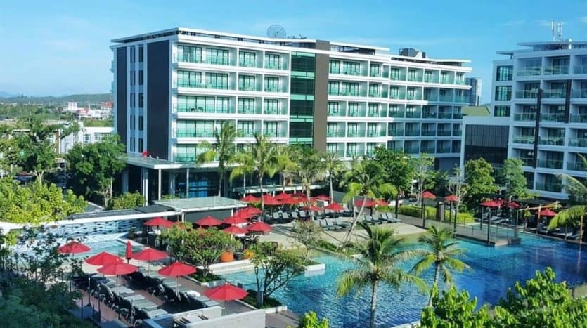 Amari Residence Hua Hin Condo For Sale - Price Reduced