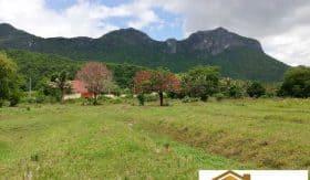 Panoramic Mountain-View Sam Roi Yot 7 Rai Land Plot For Development
