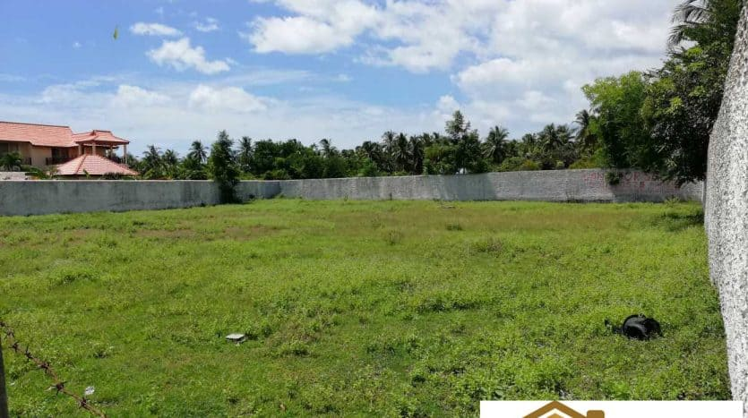 Nicely Shaped Sam Roi Yod Land Plot For Sale 500m To Dolphin Bay Beach