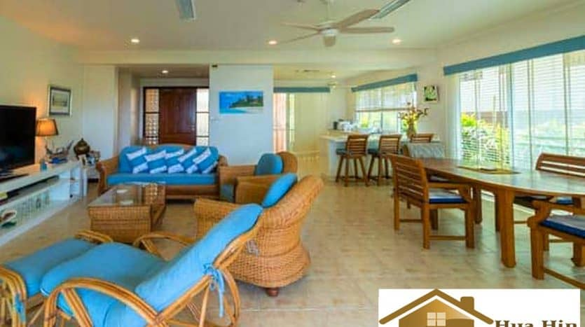 Stunning 3 Bedroom Private Pool Luxury Beachfront Condo Khao Kalok