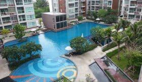 Ready To Move-in 2 Bed 2 Bath Condo For Sale In The Seacraze Hua Hin