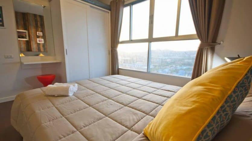 Baan Kiang Fah Hua Hin 17th Floor Studio Condominium For Sale