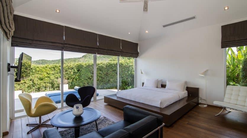 Contemporary Design Villa For Sale Hua Hin Baan Ing Phu Luxury Development