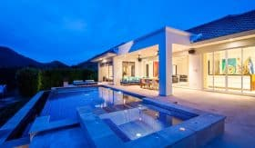 Contemporary Design Villa For Sale Hua Hin Baan Ing Phu Luxury Development