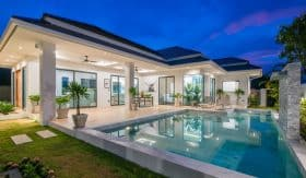 Luxury Pool Villa For Sale In Hua Hin Bibury Property