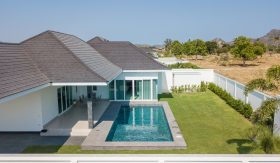 Baan Aria Luxury Villa For Sale In Hua Hin Residential Development
