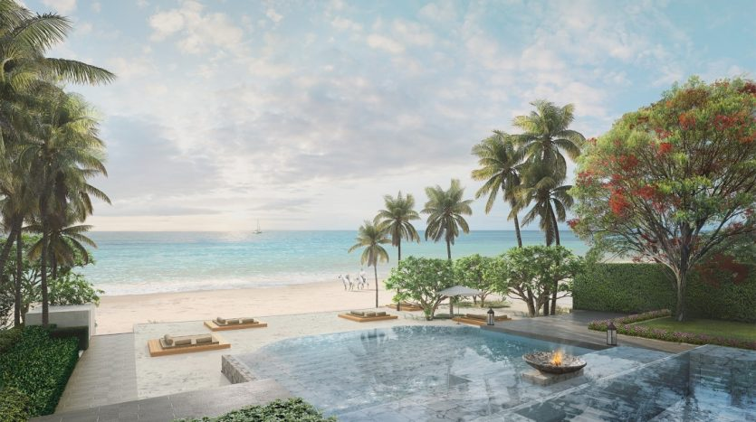Luxury Condominium for Sale In InterContinental Residences Hua Hin