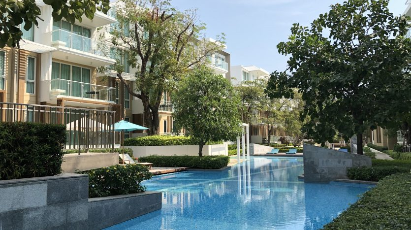 Wan Vayla 2 Bedroom Hua Hin Condo For Sale